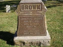 Mary Margaret <i>Michael</i> Brown