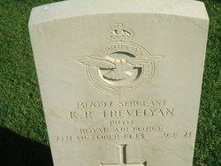 Sgt Kenneth Reginald Trevelyan