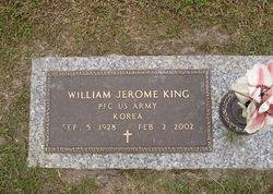William Jerome King