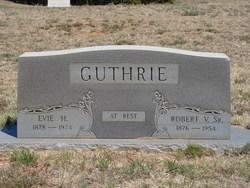 Evelyn Hannah Evie <i>Thomson</i> Guthrie