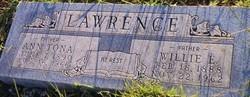 Willie Emmett Lawrence