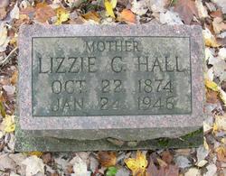 Elizabeth C. Lizzie <i>Stewart</i> Hall