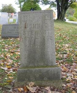 John Calvin Stewart