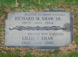 Lillian <i>Albers</i> Shaw