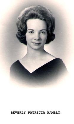 Beverly Patricia <i>Hambly</i> Borden