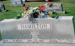 Emma Pearl <i>Jones</i> Hamilton
