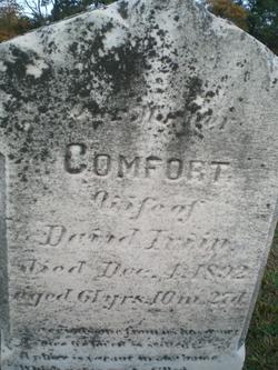 Comfort <i>Duffey</i> Irvin