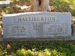 Larkin Monroe Halliburton, Sr
