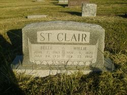 Isabell <i>Walding</i> St. Clair