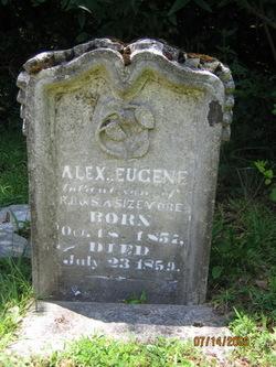 Alexander Eugene Sizemore