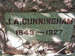 J. A. Cunningham
