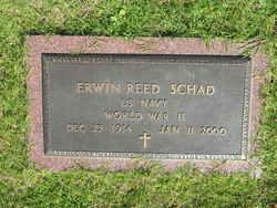 Erwin Reed Schad