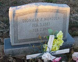 Maria Dionicia <i>Pacheco</i> Montoya