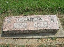 Carrie E. <i>Miller</i> Chamberlin