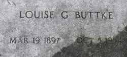 Louise S. <i>Gebhard</i> Buttke