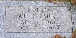 Wilhelmine Ernestine Minnie Buttke