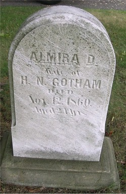 Almira D. Gotham