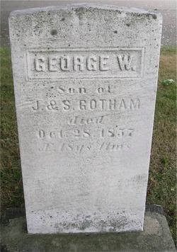 George W. Gotham