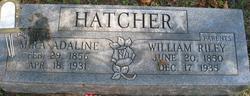 Rachael Mira Adaline <i>Sneed</i> Hatcher