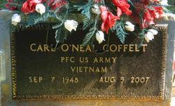 Carl O'Neal Coffelt