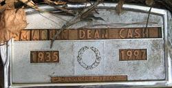 Marlin Dean Cash