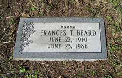 Frances T. Beard