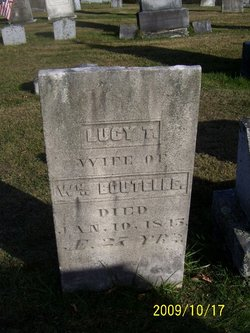 Lucy Thomson <i>Williams</i> Boutelle