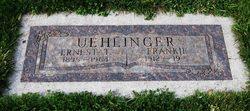 Ernest T Uehlinger