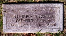 John Francis Black