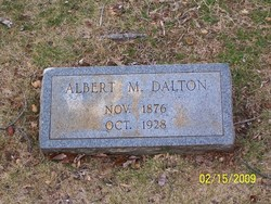Albert Morgan Dalton
