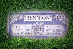 Eloise <i>Thompson</i> Bennion