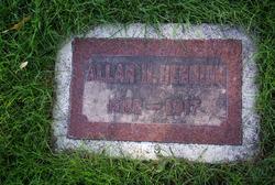 Allan Horne Bennion