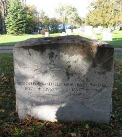 Genevieve E Wakefield