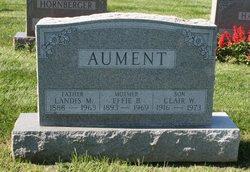 Effie R. <i>Brenneman</i> Aument