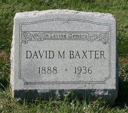 David Martin Baxter