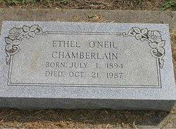 Ethel <i>O'Neil</i> Chamberlain