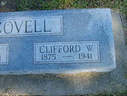 Clifford W. Covell