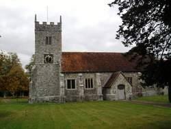 Stratford-Sub-Castle Churchyard