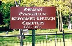 German Evangelical and Reformed Church Cemetery