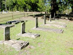 Fort Benning Cemetery #10