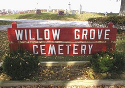 Willow Grove Cemetery