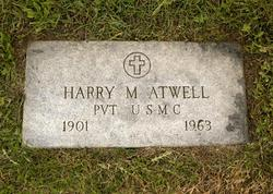 PFC Harry M. Atwell