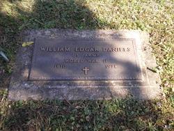 Pvt William Edgar Daniels