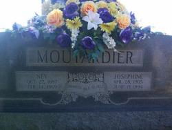 Josephine <i>Meredith</i> Moutardier
