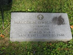 Malcolm Dwight Bell