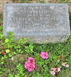 Mrs Martha E <i>Campbell</i> Bailey