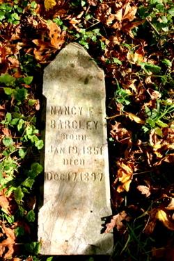 Nancy Ellen <i>Reeves</i> Barclay