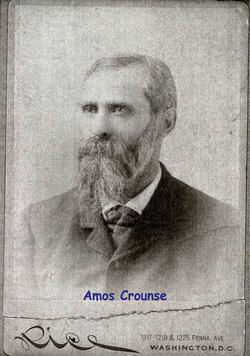 Corp Amos Crounse
