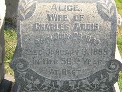 Alice <i>Armstrong</i> Addis