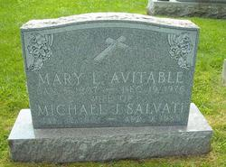 Mary L <i>Avitable</i> Salvati